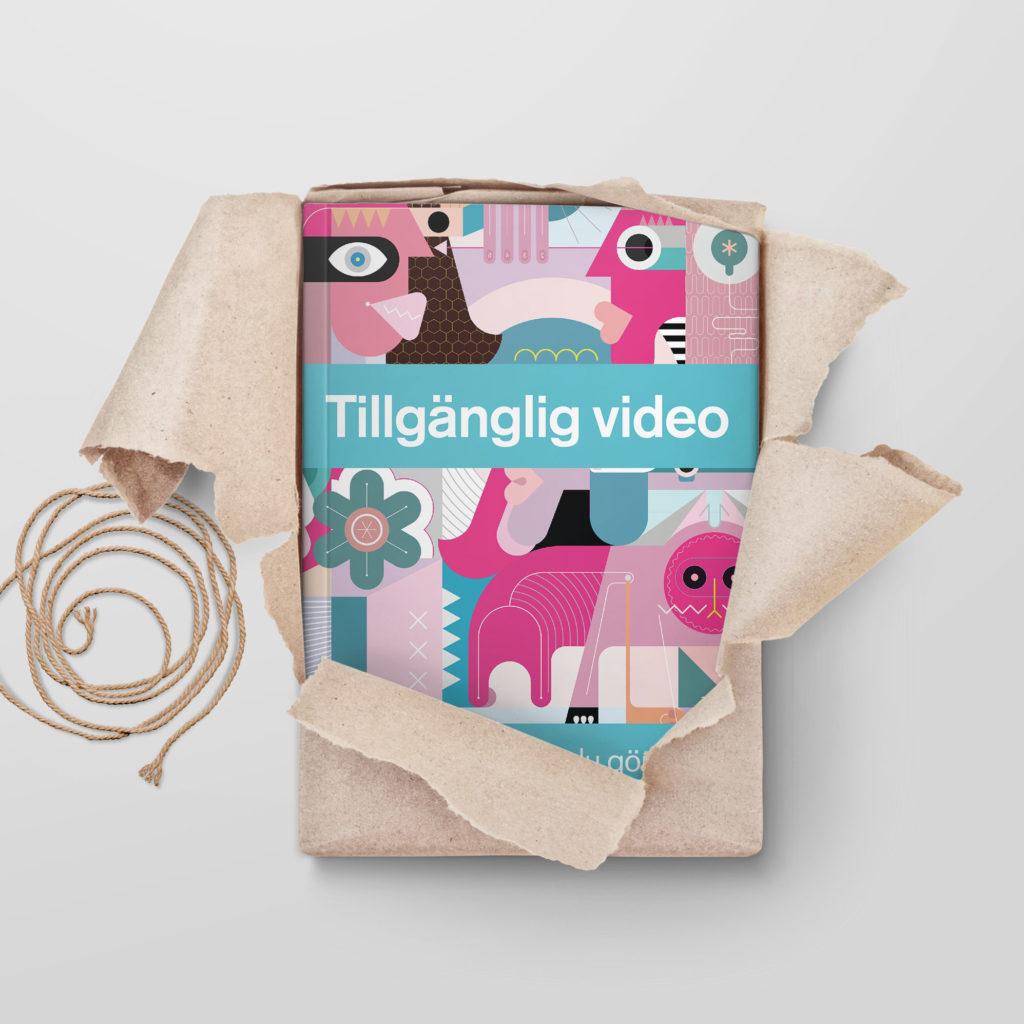 Bild på omslaget till boken om tillgänglig video